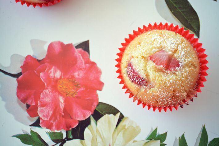 strawberry muffin19