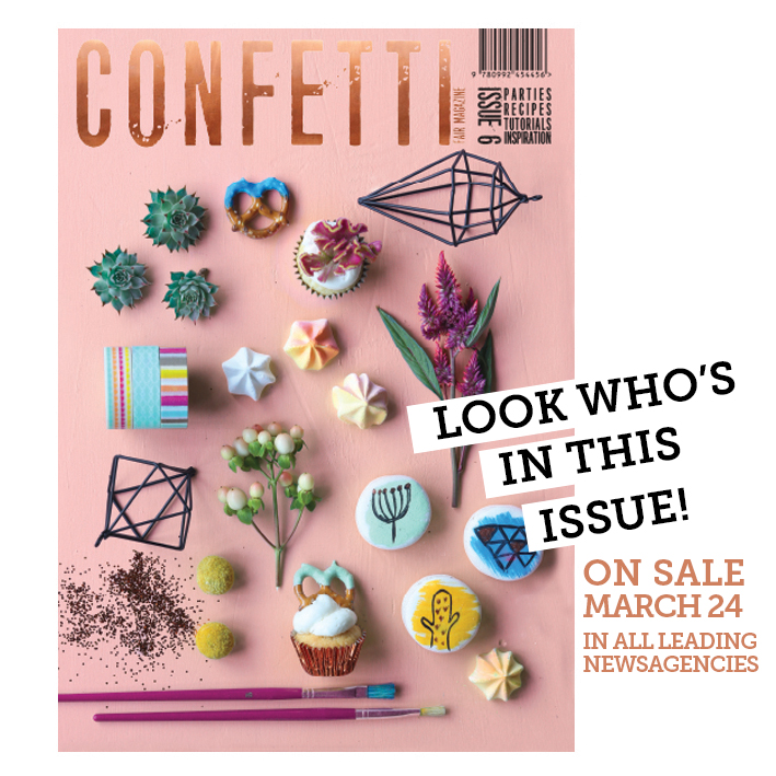 Confetti Fair Mag_Issue 6_featured in