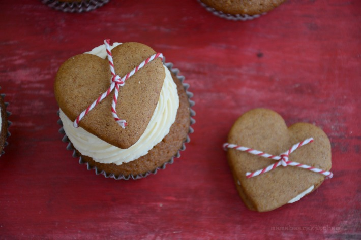 ginger cupcakes 15