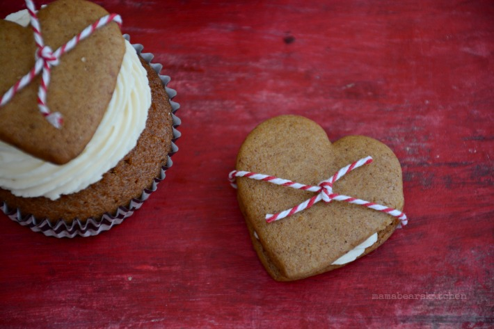 ginger cupcakes 17